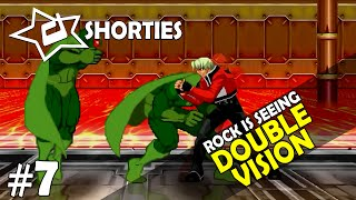 Dizzy MUGEN Shorties - Rock is Seeing Double Vision