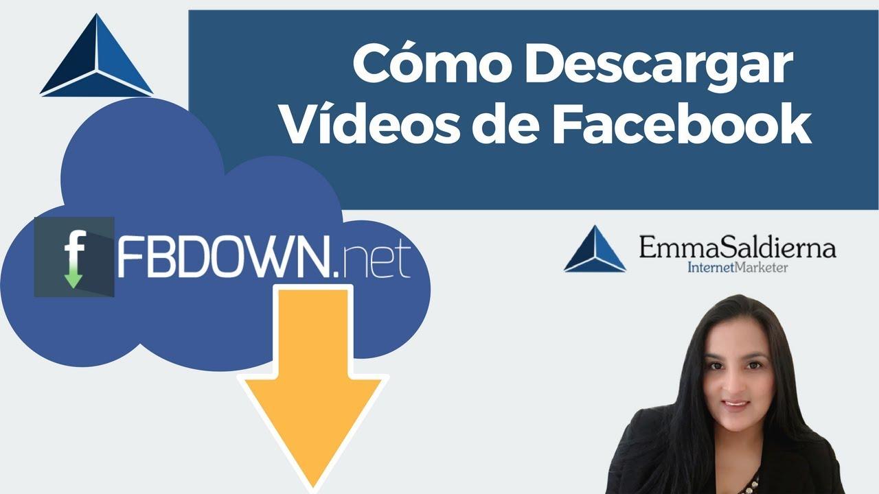 como descargar videos de facebook en mi pc 2015