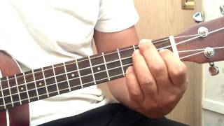 Tamia - Officially missing you - ukulele Tutorial