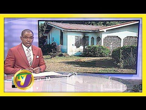 Vicious Attack on Senior Citizen in Clarendon Jamaica   TVJ News