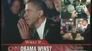 What if Barack Obama actually did win?