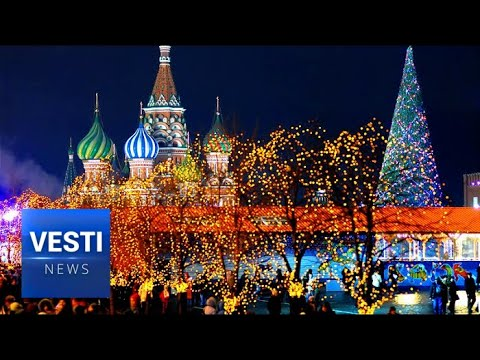 To Russia With Love: Moscow Tops World 5 List of Destination for Christmas Vacation