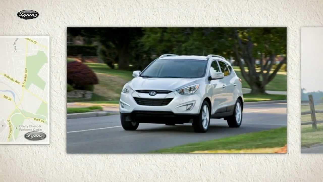 2013 Hyundai Tucson Review