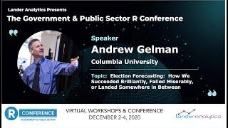 Andrew Gelman - Election Forecasting