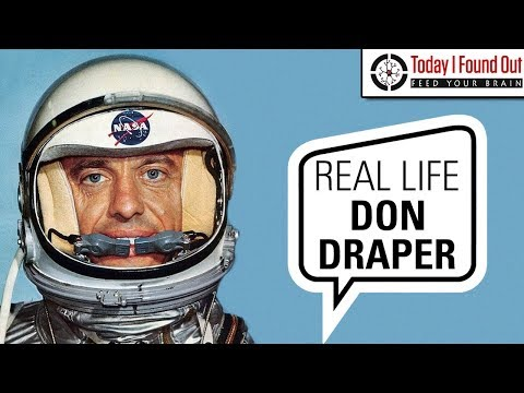 Don Draper In A Spacesuit