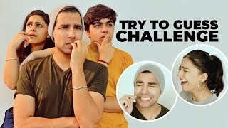 TRY TO GUESS CHALLENGE | Rimorav Vlogs