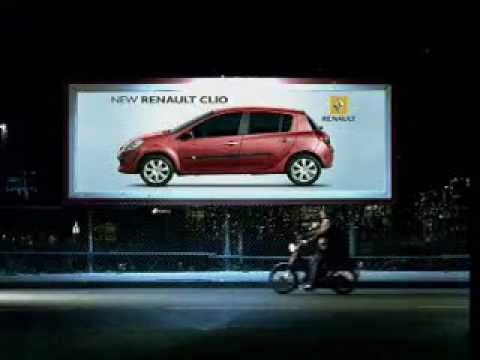 pub renault clio 3 youtube. Black Bedroom Furniture Sets. Home Design Ideas