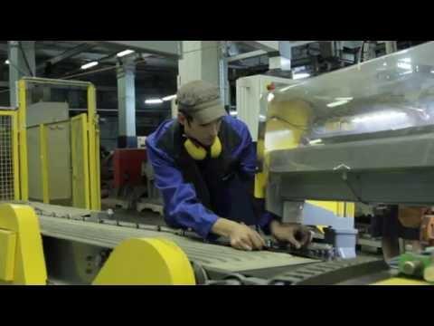 Шинный завод Кордиант-Восток в Омске | Tire factory Cordiant in Omsk