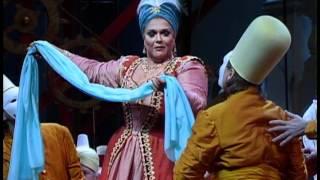 Marilyn Horne as 34 Samira the Turkish Entertainer 34