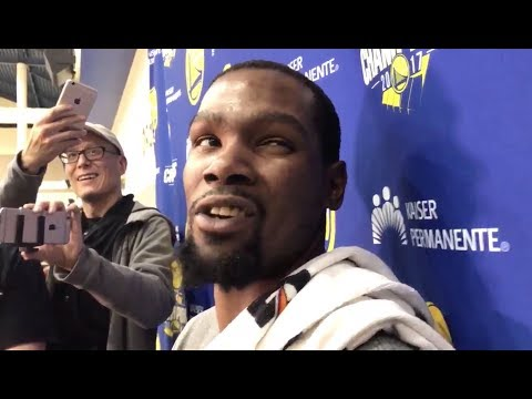 Kevin Durant rips Clint Capela for saying Rockets are better than Warriors: He's just catch & dunk