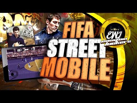 FIFA STREET MOBILE | IOS/ANDROID