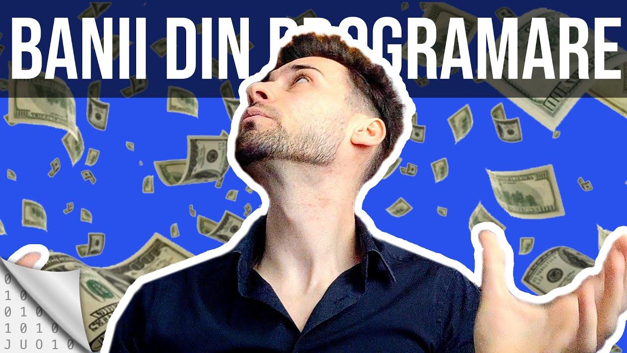 cum să faci bani de programare online)