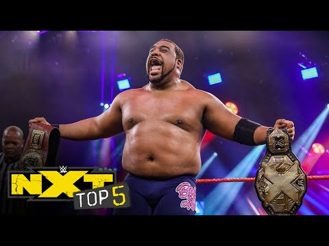 Keith Lee's biggest wins: NXT Top 5