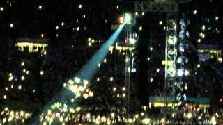 Helene Fischer Flugshow /von hier bis unendlich 13.6.15 Olympiastadion München