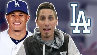 MANNY MACHADO TRADED TO DODGERS REACTION