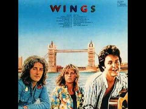 Wings - Cafe On The Left Bank