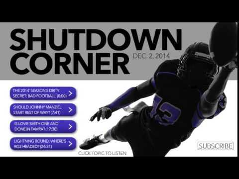 Shutdown Corner Podcast — December 2, 2014
