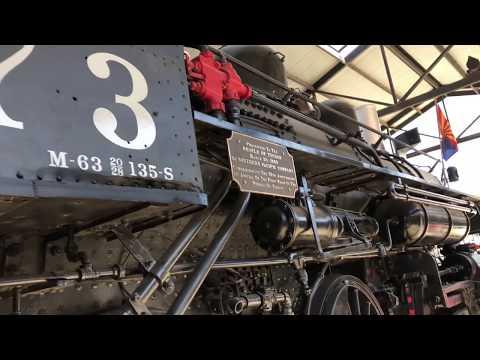 Tucson's Train Station short history