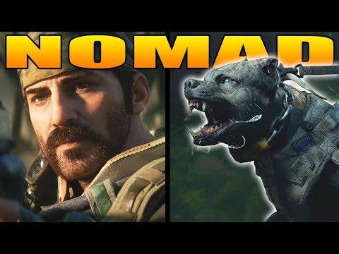 Black Ops 4: Nomads's Sad Backstory