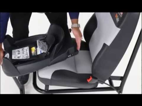 how to install the stokke izi go x1 isofix base by. Black Bedroom Furniture Sets. Home Design Ideas