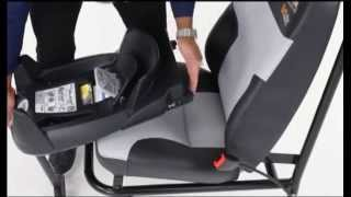 How to install the Stokke® iZi Go™ X1 ISOFix Base by BeSafe®