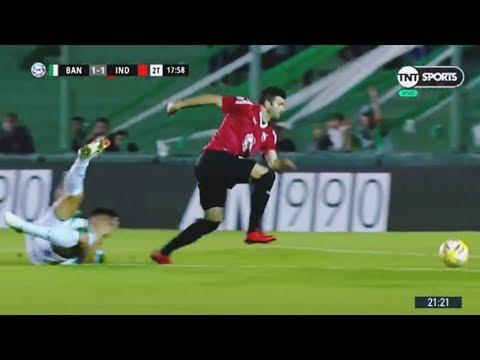 Emmanuel 'Puma' Gigliotti ● Top 10 mejores goles en INDEPENDIENTE