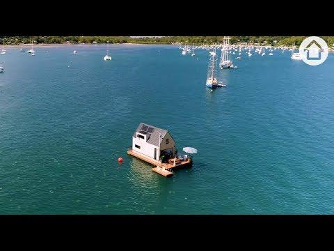 A Weekend Getaway Floating In Palm Beach