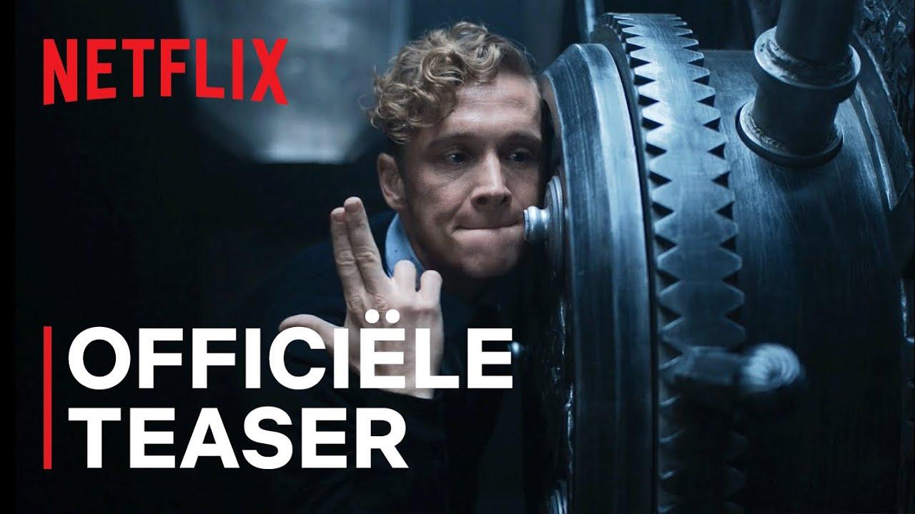 Eerste teaser van Army of Thieves op Netflix België