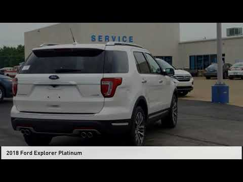 2018 Ford Explorer Claremore OK 19839