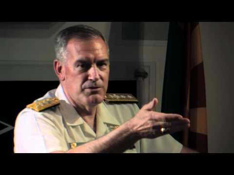 Rear Admiral Sanders: Maritime Strategy