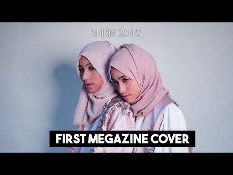 First Time Megazine Cover - Vlog I @Shireeenz
