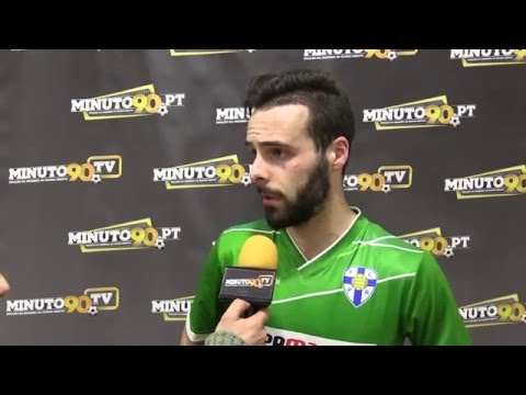 FLASH INTERVIEW - EDU ( FC Pedras Rubras )