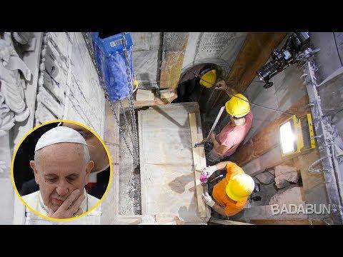 El Vaticano Finalmente Abrió La Tumba De Cristo