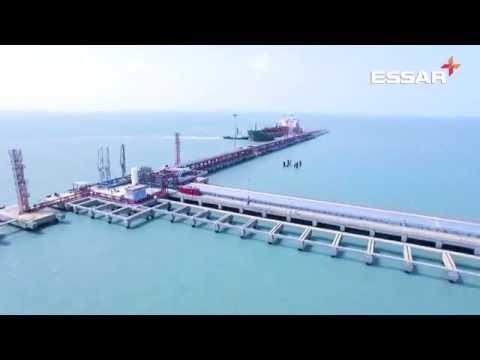 Essar Vadinar Marine Terminal: 10 Years