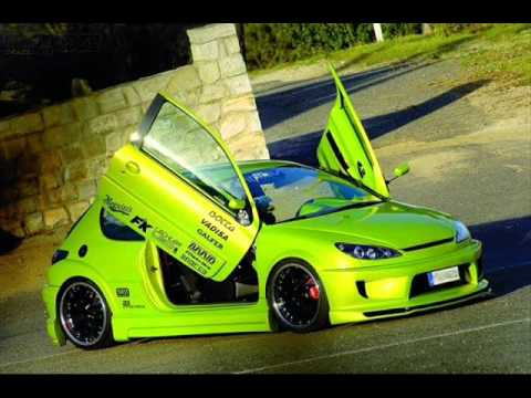 techno voiture tuning youtube. Black Bedroom Furniture Sets. Home Design Ideas