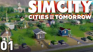 SimCity: Cities of Tomorrow - Part 1 (Tyland Island)