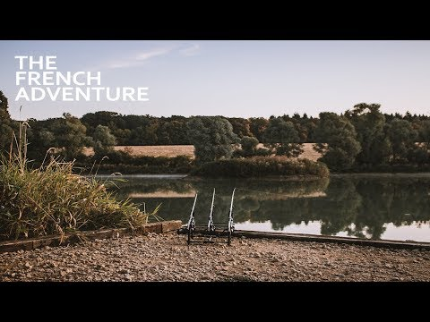 CARP FISHING In FRANCE At THE SANCTUARY FISHERY - THE FRENCH ADVENTURE