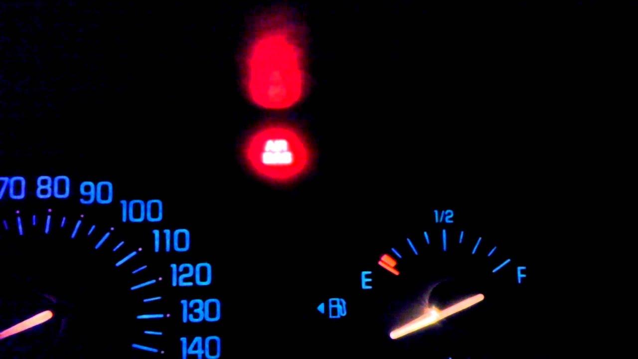 medium resolution of 2005 buick lesabre limited air bag light