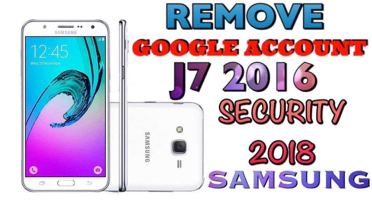 Samsung J7 2016 aka J710FN FRP bypass by Sense of Android V3 0