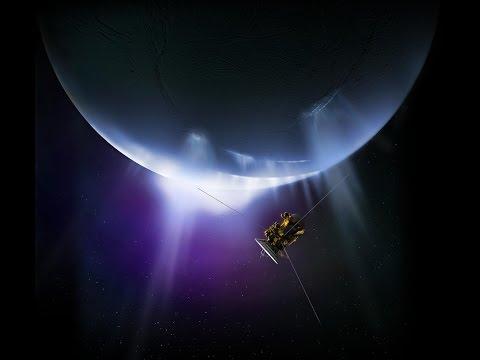 Habitable Ocean and Hydrogen Gas Discovered on Saturn's Moon Enceladus!