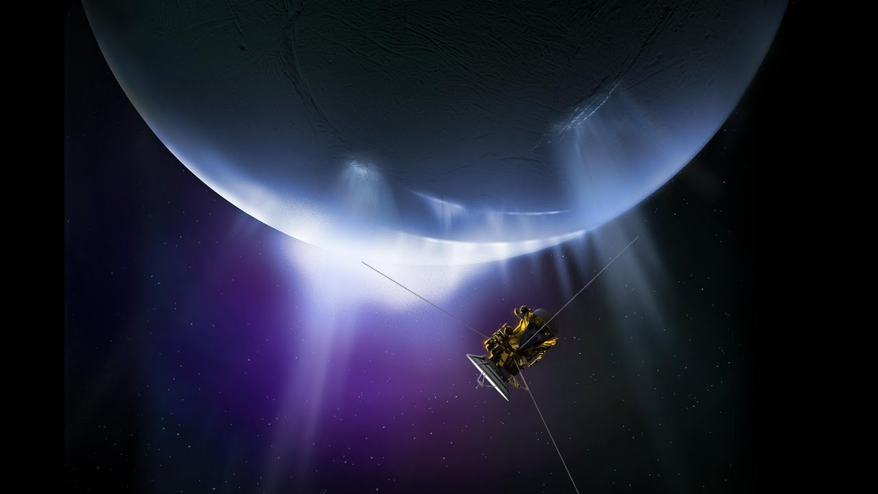 Cassini probe gives its swan song with final Saturn mission