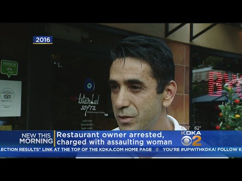 Restaurant Owner Arrested, Charged With Sexual Assault