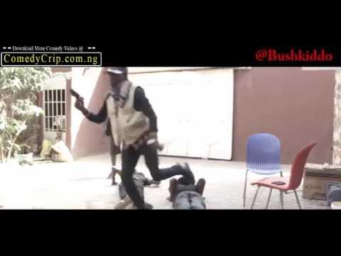 The Robbery - bushkiddo Comedy