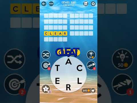 Wordscapes Answers All Levels Appcheating