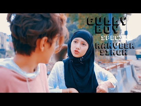 Gully Boy - Ranveer Singh | Alia Bhatt | Choreography By Rahul Aryan | Dance Short Film | Earth..