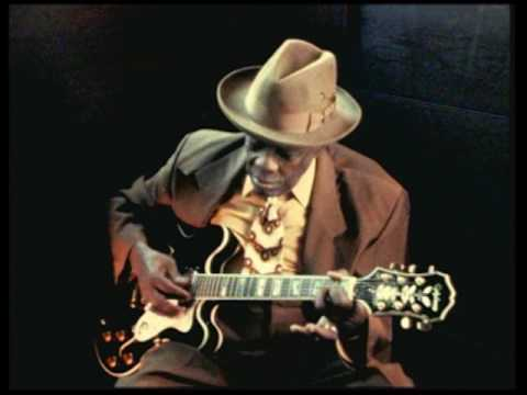 John Lee Hooker - Dimples (Official Music Video) - YouTube