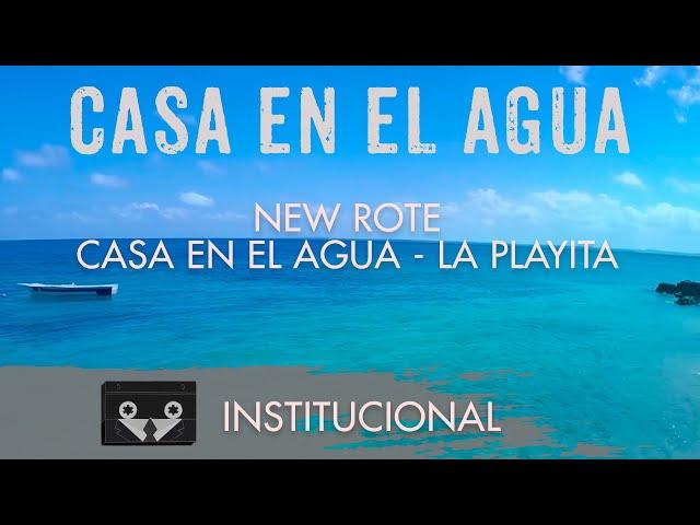 Casa en el Agua - New Rote, Casa en el Agua to La Playita Hostel
