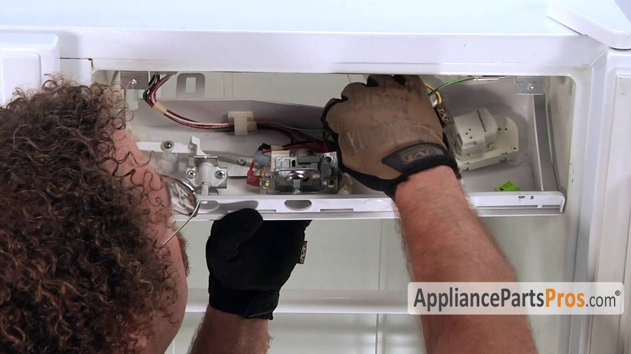 Refrigerator thermostat part wp2198202 how to replace youtube cheapraybanclubmaster Image collections