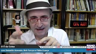 Reinaldo Azevedo: Libera o exame de Bolsonaro, Noronha! Siga a lei e a Constituição