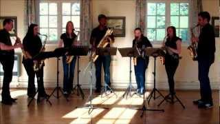 STEMMING – Saxophone Ensemble